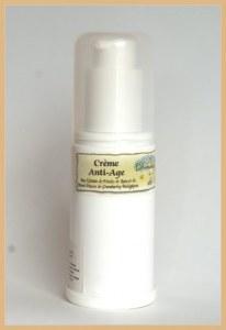 Crème Anti-âge (Flacon Airless)